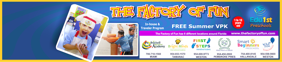 The Factory of Fun Summer Camp Florida